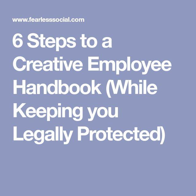 Best  Employee Handbook Ideas On   Onboarding New
