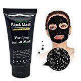 #10: MEINAIER Blackhead Remover MaskBlackhead Peel Off MaskPurifying Peel-off Mask Black Mud Pore Removal Strip Mask For Face Nose Acne Treatment