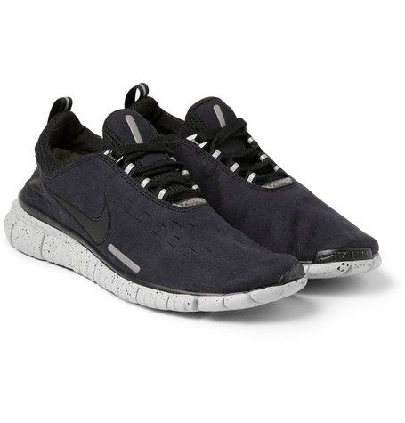 Nike Tier Zero Free OG SP Panelled Sneakers | Shoes//MAN | Pinterest