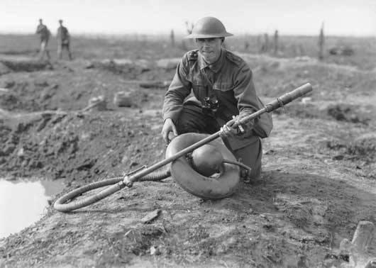flamethrowers in world war 1 - photo #10