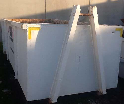 10 cubic metre skip bin from Phoenix skip bin hire Geelong http://www.phoenixbins.com
