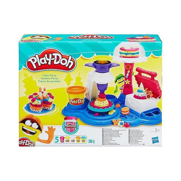 Play-Doh B3399EU4 Cake festijn? Bestel nu bij wehkamp.nl
