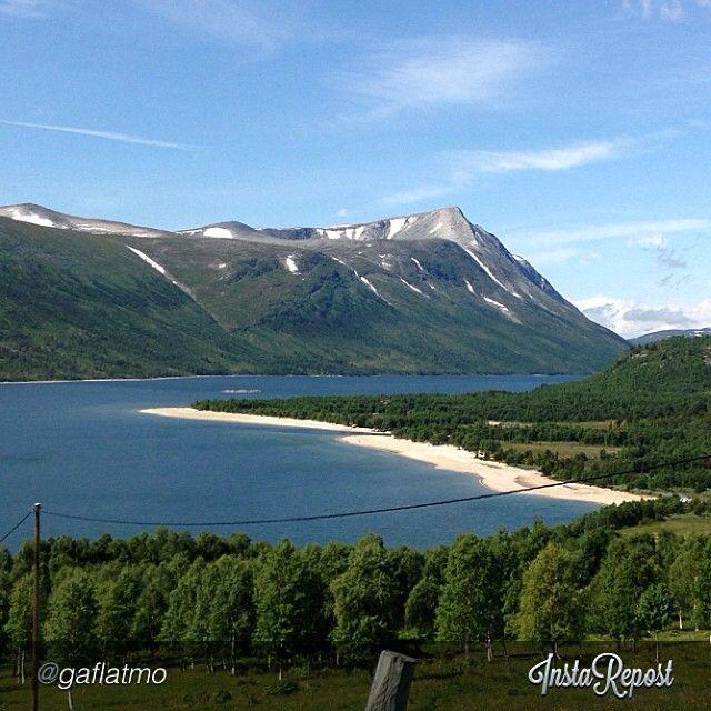 Gjevilvassdalen #oppdal #travel #norway Photo: gaflatmo