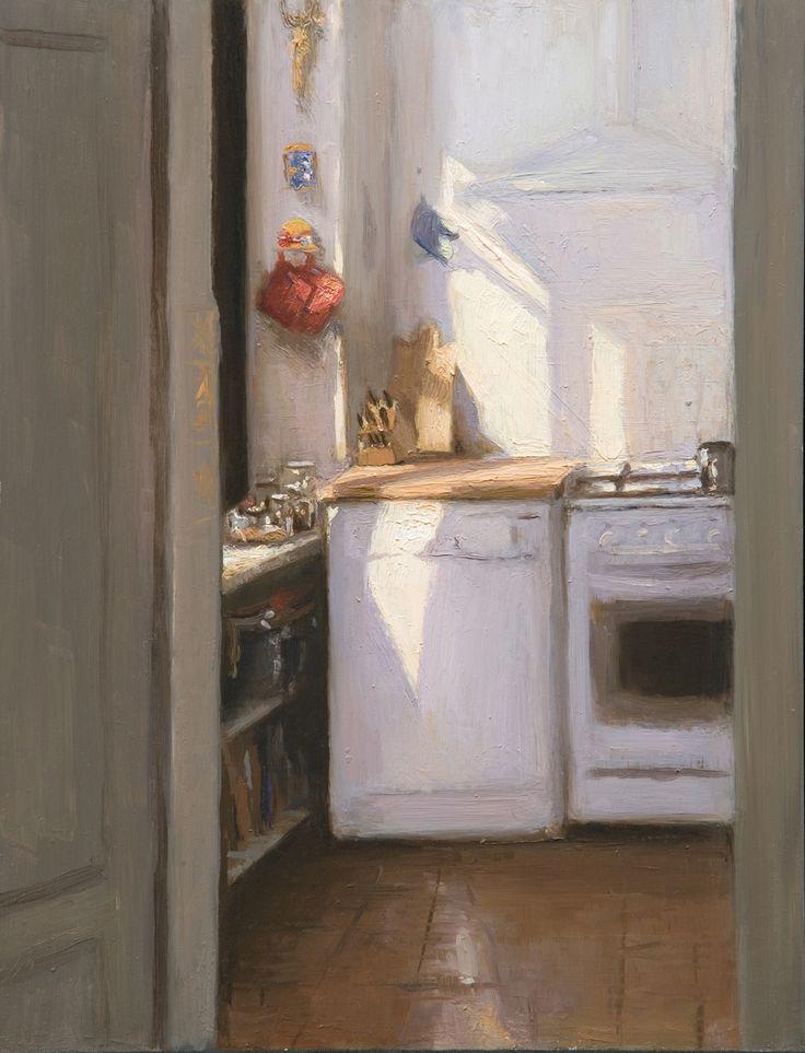 Melissa Franklin Sanchez Minutes Oil Art InteriorsEast