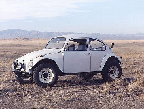1969 VW Baja Bug.