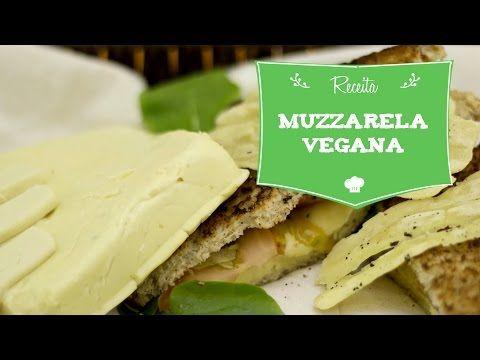 Queijo Mussarela Vegana - YouTube