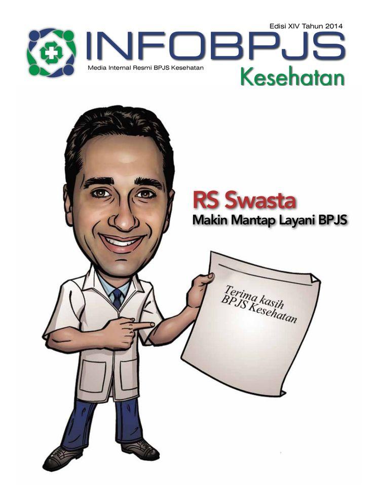 Majalah Info BPJS Kesehatan, Edisi 14, Tahun 2014 by BPJS Kesehatan RI via slideshare