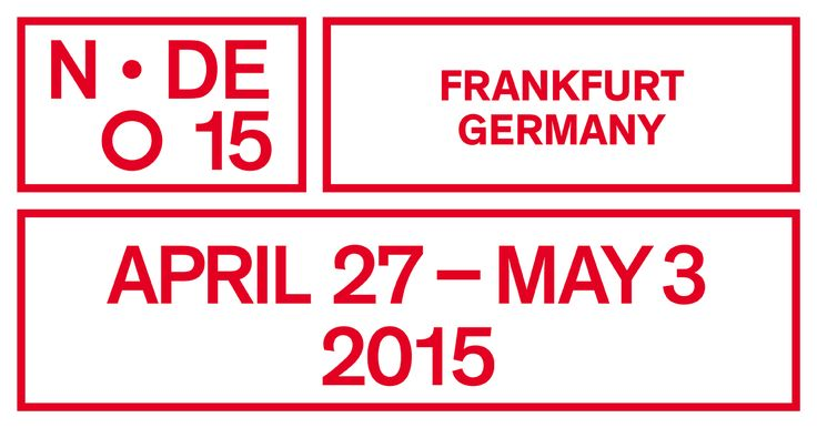 From April 27th - May 3rd 2015 we are gathering designers, creative coders and digital artists for the 4th edition of the biannual festival for creative explorations of technologies. With the leitmotif 'Wrapped in Code - the future of the informed body', NODE15 is devoted to the negotiation of the body and its fusion with technology.