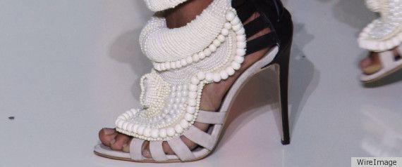 Kanye West shoes can now be yours......for $6,000.......waou....