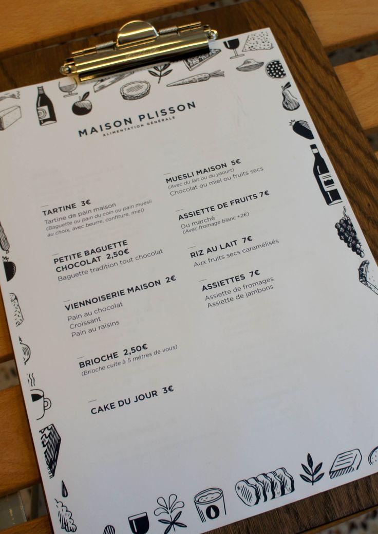 Souvent Plus de 25 idées magnifiques dans la catégorie Carte restaurant  TH25