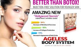 Anti Aging Product As Botox Alternative : Are All Natural Skin Care Products Safe?