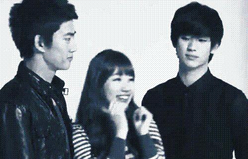 suzy,taecyeon and soo hyun