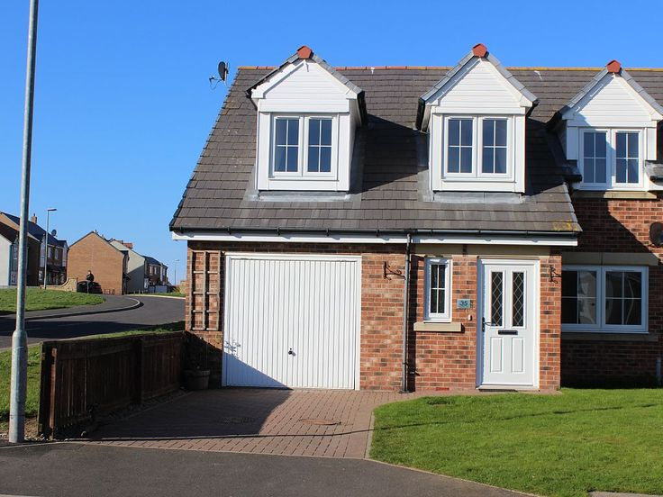 House vacation rental in Beadnell, Chathill, Northumberland, UK from VRBO.com! #vacation #rental #travel #vrbo