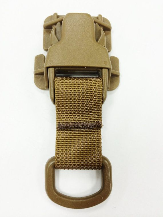 TacticalTextile••Every Which Way Buckle System