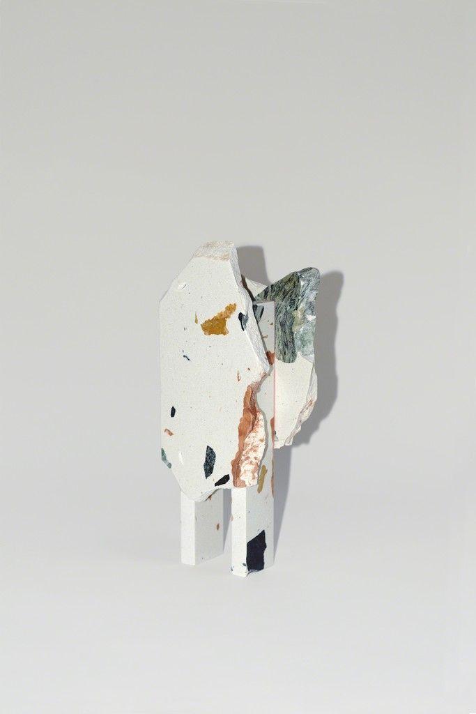 Marmoreal Scrap Scrap Vase No. 3
