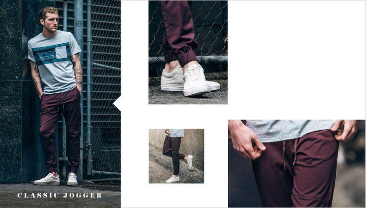 Comfy Casual || Jogger Pants for Men | PacSun