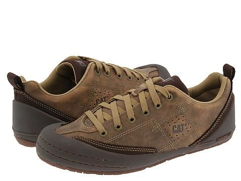Men's Shoes Spotlight: Caterpillar Shoes
