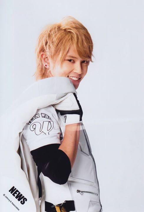 NEWS WHITE Album - Tegoshi Yuya Photo