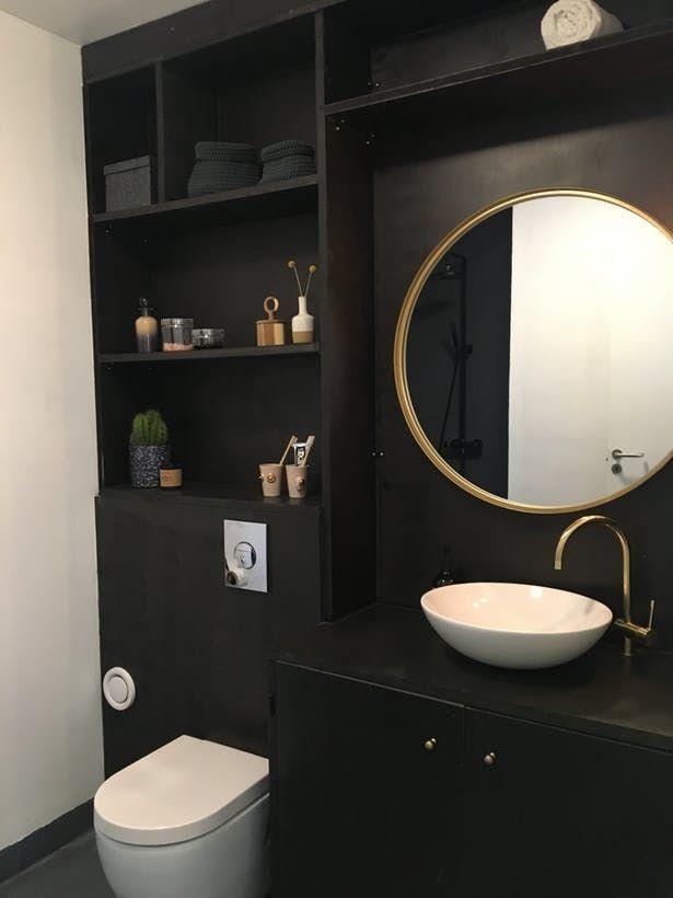 indretning af badeværelse program