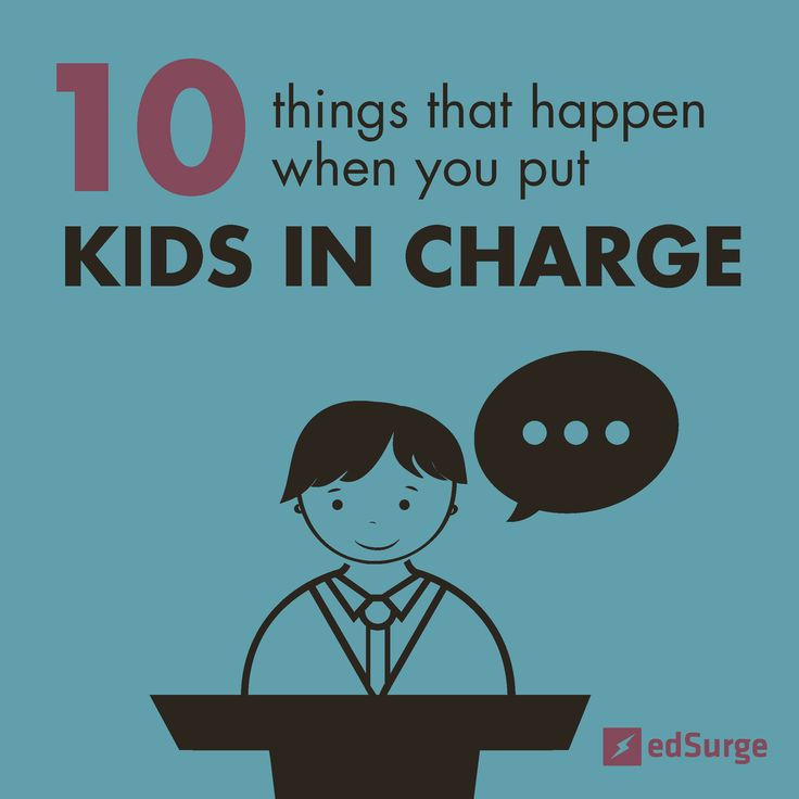 """Jeff Sandefer, co-founder of the Acton Academy in Austin, TX shares his ideas in: """"10 Things That Will Surprise You If You Put Kids In Charge."""""""
