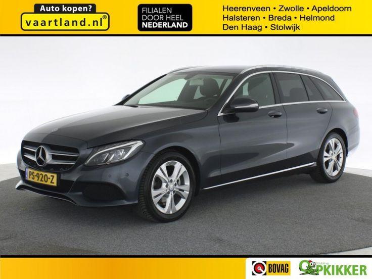 Mercedes-Benz C-Klasse  Description: Mercedes-Benz C-Klasse ESTATE 200 CDI Ambition AUT. [ Navi Led Half-leder ]  Price: 380.53  Meer informatie
