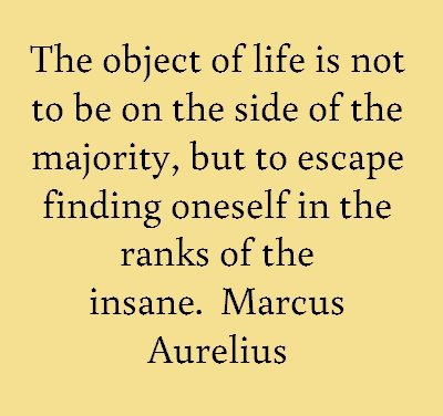 Marcus Aurelius via brainyquote