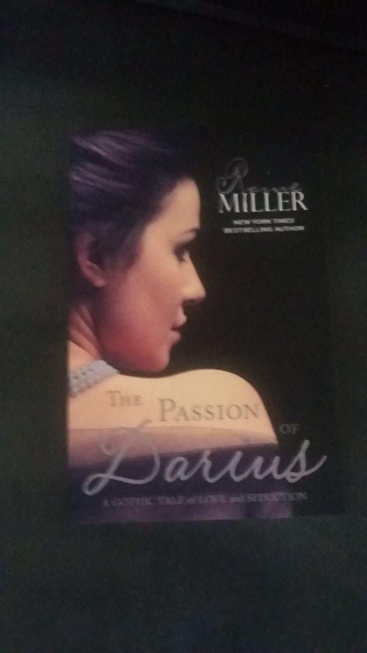 The Passion of Darius  Author: Raine Miller