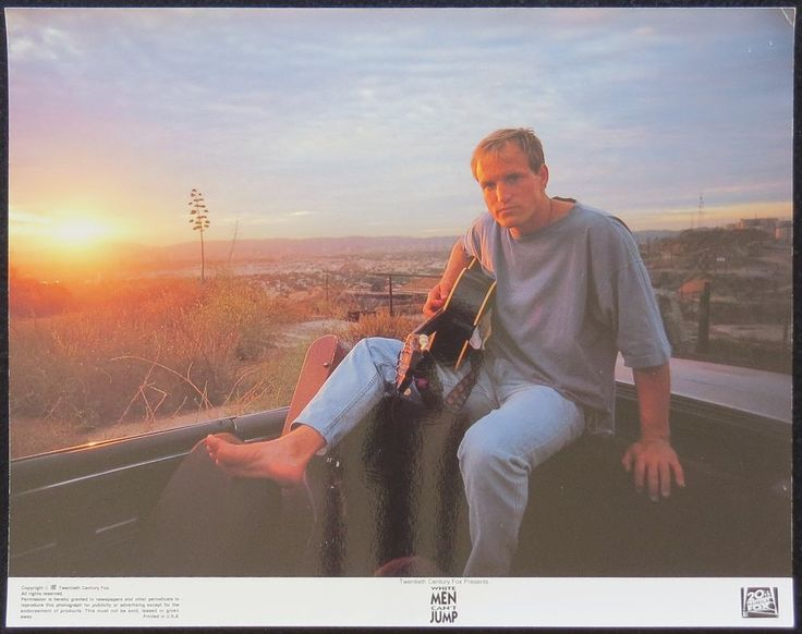 WHITE MEN CAN'T JUMP  .. LOBBY CARD ..11X14  From the 1992 Film