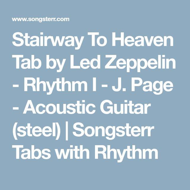 stairway to heaven ukulele tab pdf