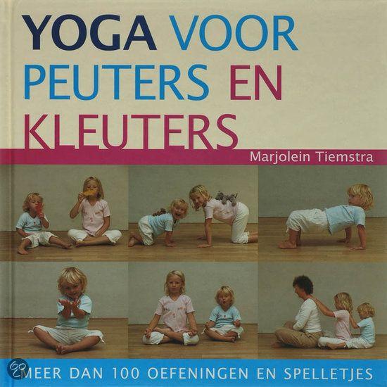 bol.com | Yoga voor peuters en kleuters, Marjolein Tiemstra | 9789069637594 | Boeken...