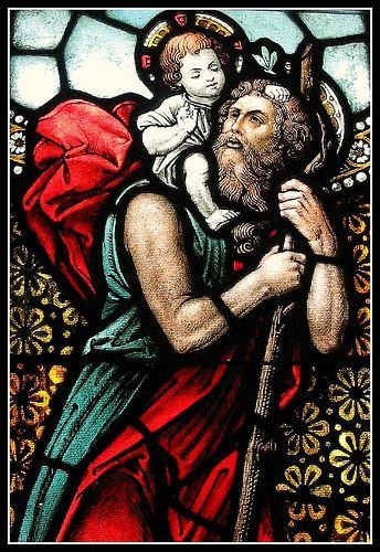 Saint Christopher | Flickr - Photo Sharing!