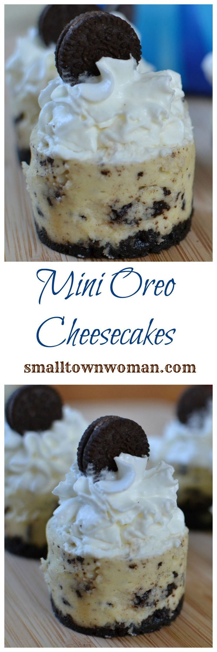Yummo!  Who could resist a little sweet treat?  Especially when it is Oreo related!