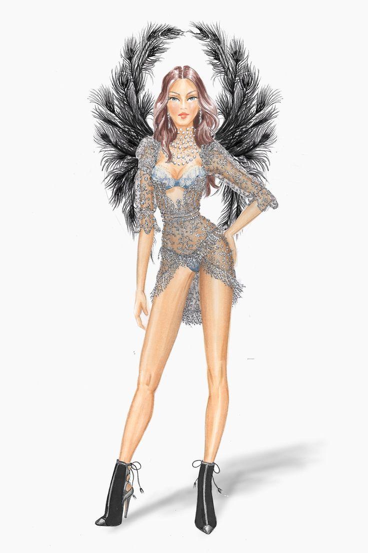 68 best Victoria's Secret Fashion Show images on Pinterest ...