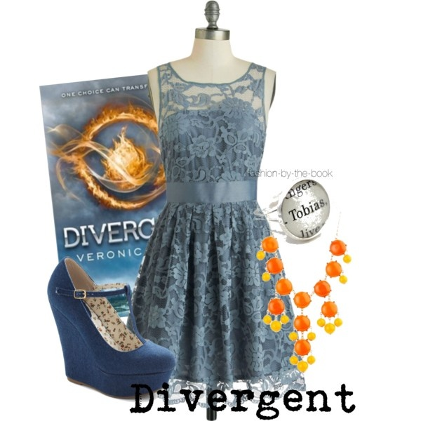 divergent, fashion by the book. Can I have this now, please?