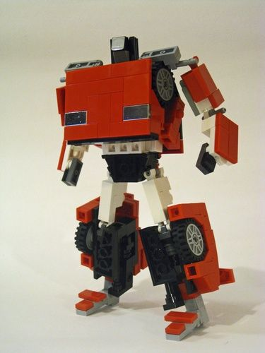 Lego Transformers Toys : Best lego transformers images on pinterest