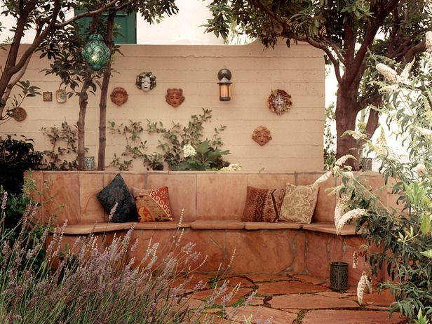 Desert Rock Garden Ideas loved using ideas from pinterest in our new low maintenance landscaping project jeanettes garden 12 Budget Friendly Backyards