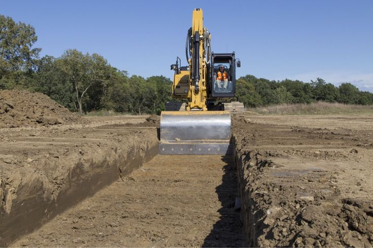 Caterpillar brings semi-auto Grade with Assist control to 323F L excavator; grading 45% faster | Equipment World | Construction Equipment, News and Information | Heavy Construction Equipment