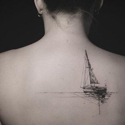 #Tattoo by @tattooer_nadi  ___ www.EQUILΔTTERΔ.com ___  #Equilattera