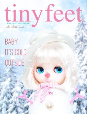 "Tiny Feet - Third Issue  ""Baby It's Cold Outside"""