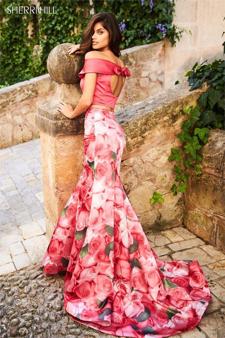 Mejores 655 imágenes de Sherri Hill Dresses en Pinterest | Vestidos ...