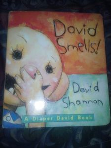 David Smells by David Shannon With Five Senses Activities - Upside Down Kids: