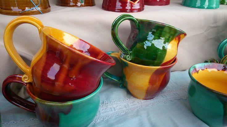 Capuccino mugs