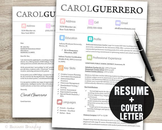 70 best DIY Resume Templates images on Pinterest Resume cover - professional medical resume template