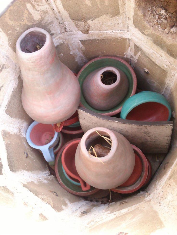 al horno ceramica