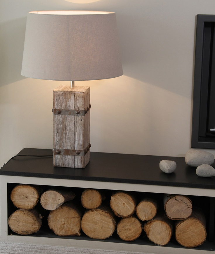 Pacific Lifestyle Lighting: Loire Lamp. Rustic LampsTable ...