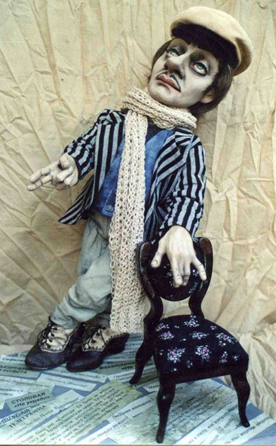 """""""Живые"""" куклы Ларисы Чуркиной - Ярмарка Мастеров - ручная работа, handmade"""