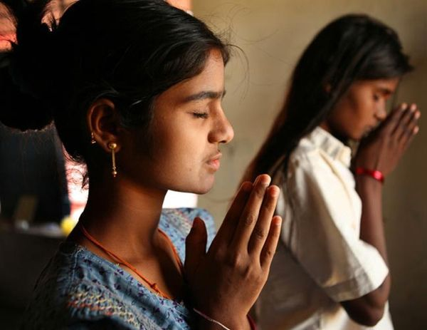 While not all prostitutes are working against their choice, a fairly large percentage of them are—and nowhere is that more evident than in India's 'devadasi'.  they're girls born to a certain caste who are forced into religious prostitution in the name of God. Since the sixth century, young girls have been dedicated to temples to serve the elders.