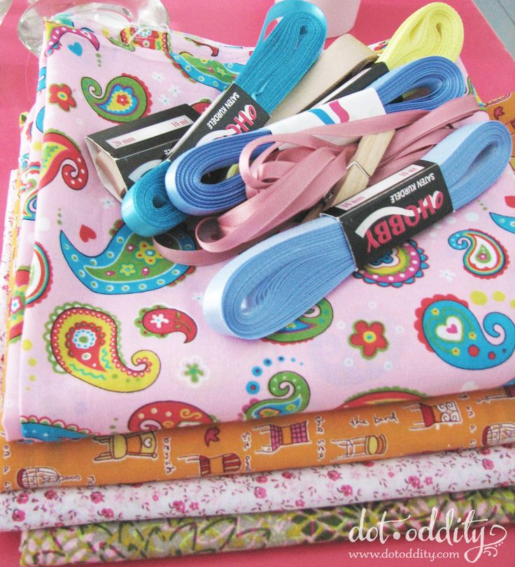 to sew or not to sew… – dot oddity