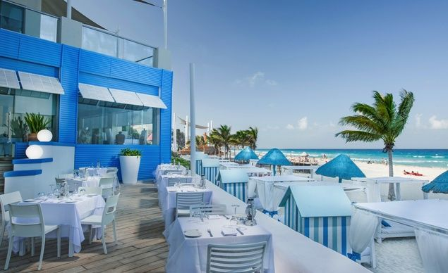 Cancun is calling: you can save up to 57 percent on a stay at The Pyramid at Grand Oasis, a swanky beachside family-friendly all-inclusive resort, now thru Labor Day. Rates start at just $124 per person per night (based on double occupancy) and you'll have access to Cirque du Soleil-style shows, gourmet restaurants, and get to chill out in Cancun's longest pool. (From: 22 Last-Minute Trips You Can Actually Afford)