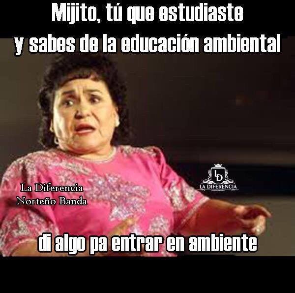 Instituto Carmen Salinas de Orientación Vocacional. | Los 24 memes más relevantes de México en 2015